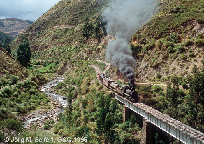 Guayaquil & Quito railway