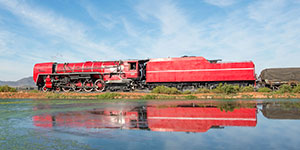 FarRail Tours trip reports about the railways in the world